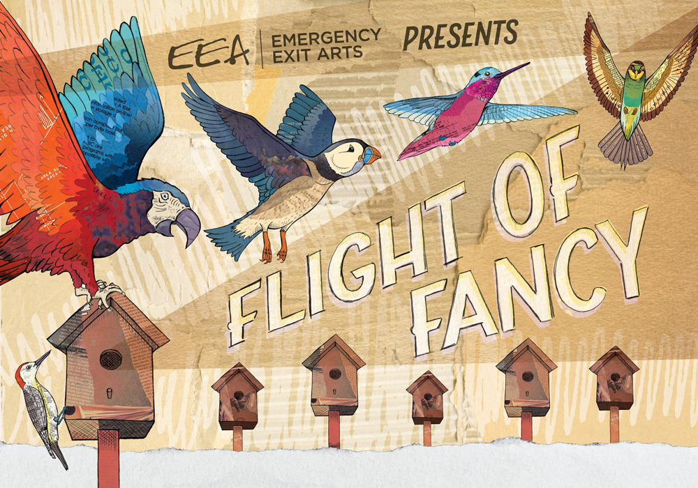 Flight Of Fancy Promotional Artwork