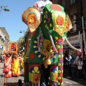 Mechanical Elephant 5