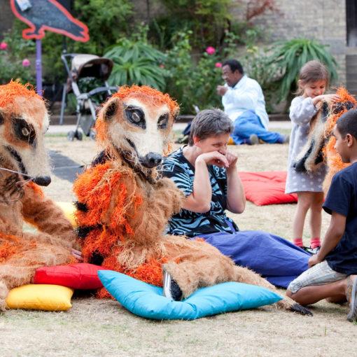 The Meerkats Menagerie 1