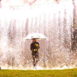 Pyrotechnic Performance 1