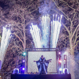 Pyrotechnic Performance 2
