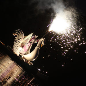 Pyrotechnic Performance 6
