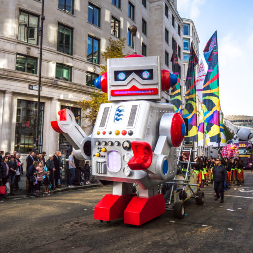 Lord Mayors Parade 2018 - Photo Credit: Nick Cattermole