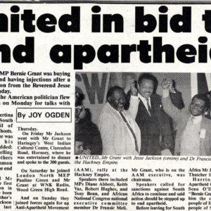 Haringey Independent 8 February 1990